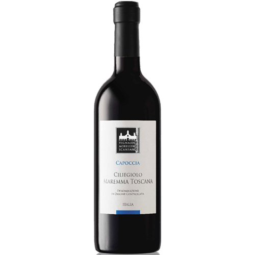 Capoccia-Ciliegiolo-Maremma-Toscana-Cantina-Vignaioli-Scansano-vino-rosso-Enoteca-84-Enoteca-Como