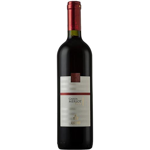Garda-Merlot-2019-Ricchi-vino-rosso-Enoteca-84-Enoteca-Como