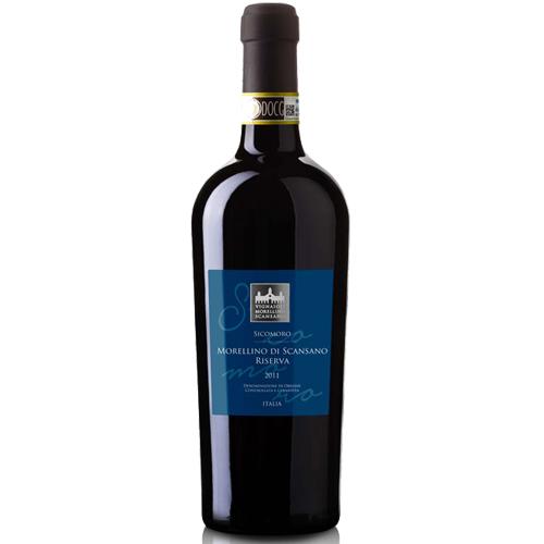 Sicomoro-Morellino-di-Scansano-Riserva-Cantina-Vignaioli-Scansano-vino-rosso-Enoteca-84-Enoteca-Como