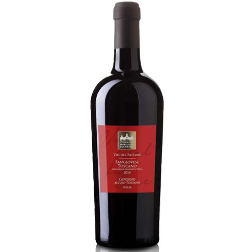 Vin-Del-Fattore-Sangiovese-Toscana-2019-Cantina-Vignaioli-Scansano-vino-rosso-Enoteca-84-Enoteca-Como