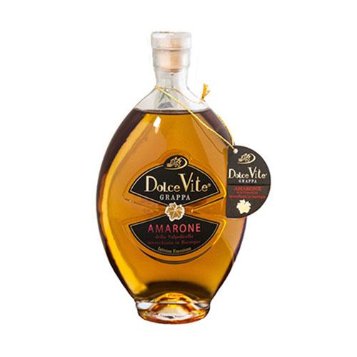 Grappa Amarone della Valpollicella invecchiata in Barrique-Dolcevite-enoteca 84-enoteca Como-visitare Como