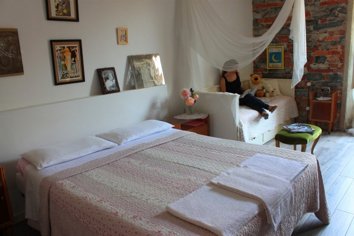 Le Dame della Cortesella - Como - dove dormire enoteca84.com
